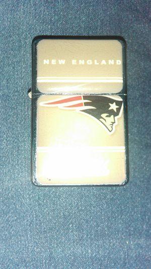 New England Patriots Zippo for Sale in Las Vegas, NV