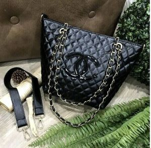 CHANEL VIP QUILTED CHAIN TOTE BAG CROSSBODY BLACK GOLD for Sale in Fitchburg, MA
