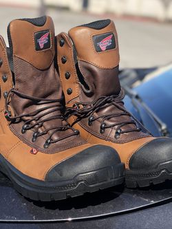 Red Wing Boots 8 Inch Waterproof for Sale in San Antonio,  TX