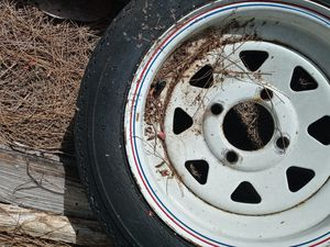 Trailer rims and tires for Sale in St. Petersburg, FL