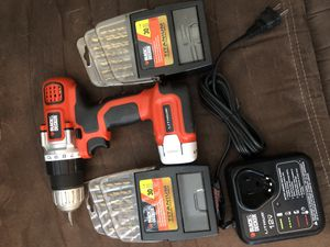 Black and decker lithium drill for Sale in San Diego, CA