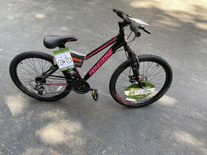 "24"" mongoose mountain bike for Sale in Plainville, MA"