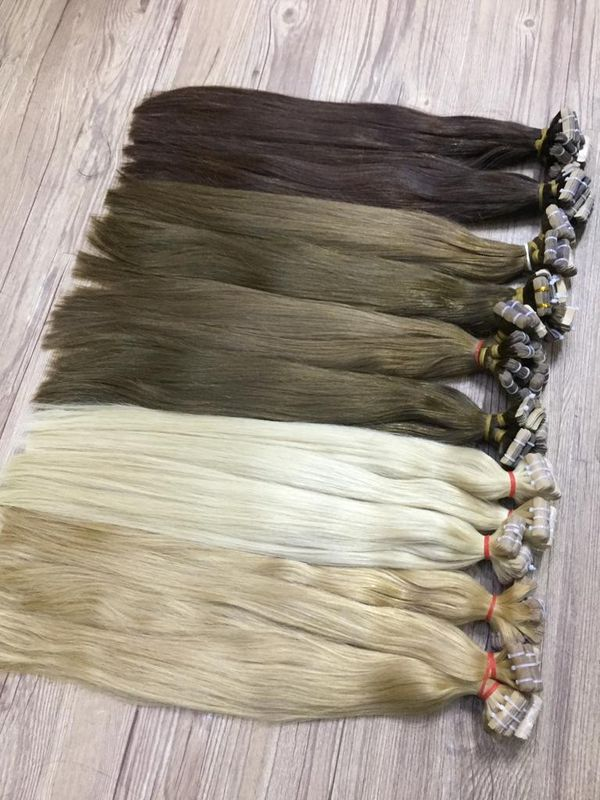 Supreme Cuticle REMY Hair tapeins extensions, bulk, weft , toppers, clipins, etc ..