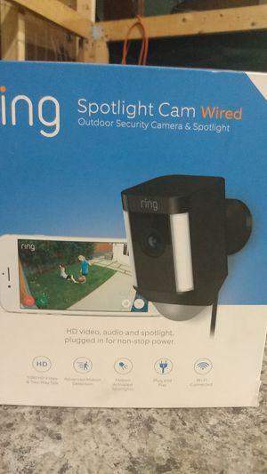 Ring spotlight cam for Sale in Benson, NC