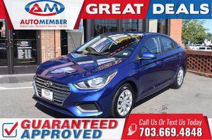 2019 Hyundai Accent for Sale in Leesburg, VA