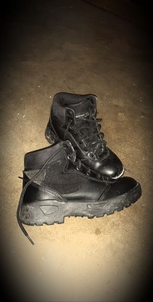Women's work boot size 7, response gear tactical Footwear. for Sale in Carson, CA