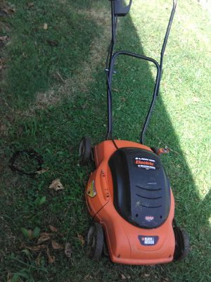 Electric lawn mower for Sale in Washington, DC