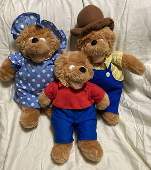 Berenstain Bears 1993 edition stuffed toy for Sale in Monroe, WA