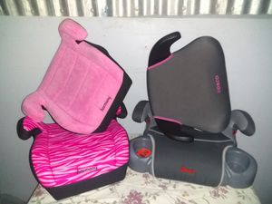 Booster seat for ages 3 and up 👉$10 each 👈 for Sale in San Antonio, TX