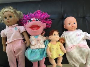 Baby doll lot $5 for Sale in Redington Shores, FL