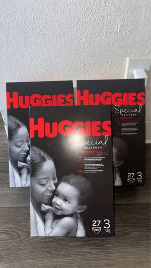 Huggies special Delivery Size 3 for Sale in Phoenix, AZ