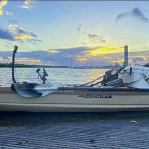 Fishing Kayak - Pelican Catch 130HD for Sale in Tampa, FL