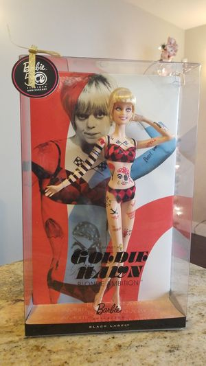 Goldie Hawn Collectibles Barbie Excellent Condition for Sale in Long Beach, CA