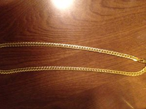 Gold chain 18k for Sale in Pasco, WA