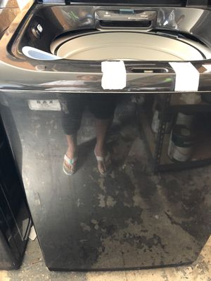 Samsung Touch Screen Washer and Dryer for Sale in Chesapeake, VA