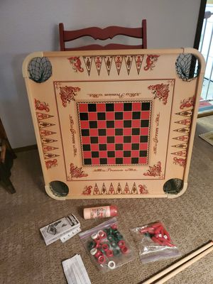 Carrom Large Two Sided Game Board New for Sale in Tumwater, WA