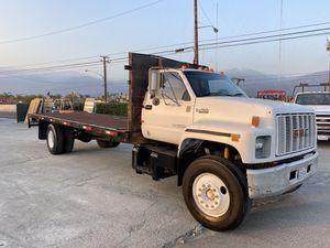 1991 GMC TopKick Gas 24ft Flatbed for Sale in Baldwin Park, CA