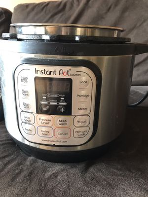 Instant pot Duo Mini for Sale in Portland, OR