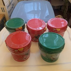 Plastic Cookie Containers for Sale in Watertown, CT