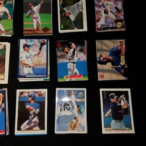 Baseball MLB Cards Years 89-95 Era Lot for Sale in San Jose, CA