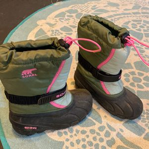 Kids Sorel Flurry Snow Boots for Sale in New Hope, PA