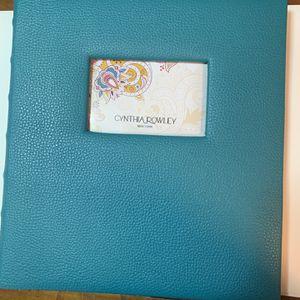 Cynthia Rowley Photo Album for Sale in Stoughton, MA