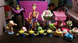 Toy Sory Characters for Sale in West Collingswood Heights, NJ