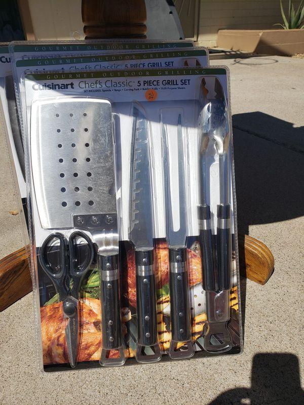 BBQ Grill Kit
