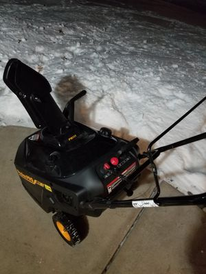 Snowblower / snowthrower for Sale in Nowthen, MN