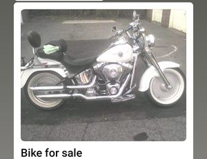 2004 Harley Fatboy Motorcycle with only 9,500 miles for Sale in McDonough, GA