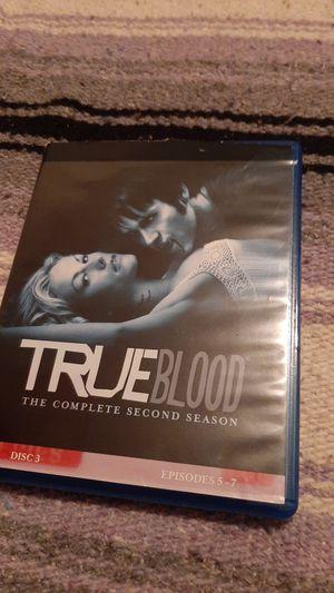 True Blood Complete Second Season for Sale in Henderson, KY