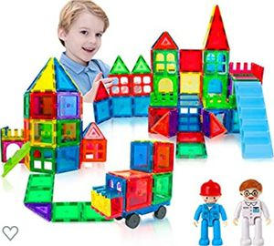 Gamzoo Magnetic Blocks-Super House (New) for Sale in Clackamas, OR