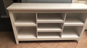 White Book Case for Sale in Balch Springs, TX