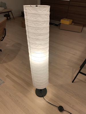Floor lamp with LED bulb for Sale in Cupertino, CA