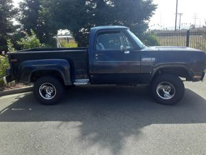 1976 dodge power wagon 150 for Sale in Fairfield, CA