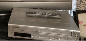 DVD and cassette player for Sale in Bellevue, WA