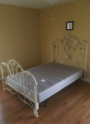 Full size bed frame for Sale in Cherry Hill, NJ