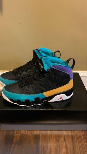 Jordan 9s (size 9.5) for Sale in Arlington, VA