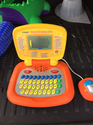 Vtech tote and go laptop plus for Sale in Strongsville, OH