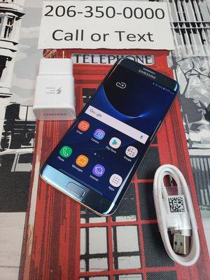 Unlocked Samsung Galaxy s7 edge for Sale in Seattle, WA