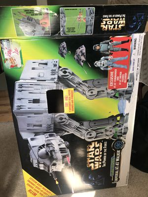 Star Wars Electronic Vintage AT-AT for Sale in Chantilly, VA