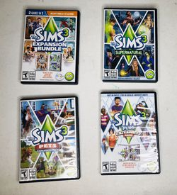 The Sims 3 Win/Mac dvd for Sale in Fresno,  CA