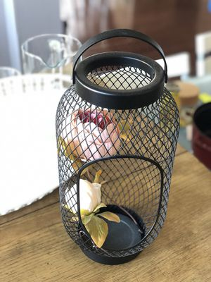 Lantern candle holder for Sale in Plano, TX