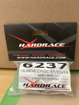 Honda/Acura Integra/Civic rear sway bar bushings (Hardrace #6237) for Sale in San Diego, CA