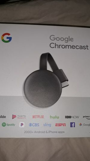 Chromecast for Sale in Terre Haute, IN