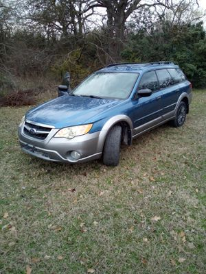 Subaru outback 2008 motor 2.5 4cilindros for Sale in Dallas, TX