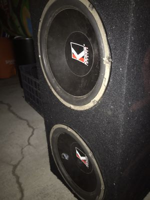 10 inch kickers for Sale in South Gate, CA