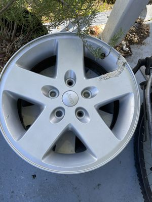 "Two Jeep Wrangler 2002-2006 16"" OEM Wheels Rim for Sale in Miami, FL"