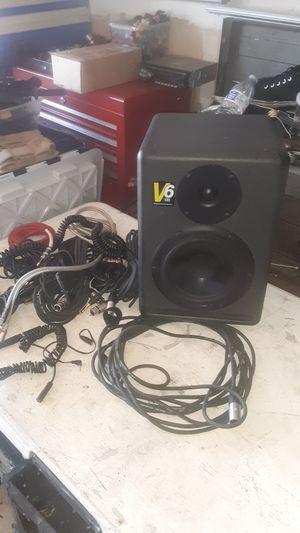 Krk V6 Powered Studio Monitor for Sale in North Highlands, CA