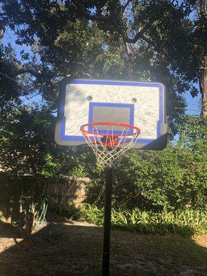 Lifetime Basketball Hoop for Sale in St. Petersburg, FL